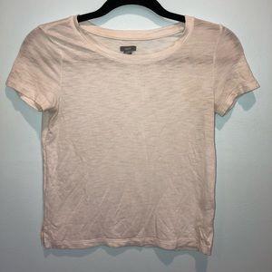 Aerie White Short Sleeve T-Shirt
